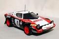 Lancia stratos Pirelli 1978 # 1 Röhrl / Geistdörfer 1/43