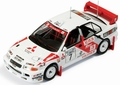 Mitsubishi Lancer EVO III Rally 1000 Lakes 1996 # 7 1/43