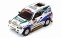 Mitsubishi Pajero  4th Dakar 2002  # 207 1/43