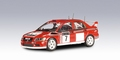 Mitsubishi Lancer EVO VII WRC 2001 # 7 Rally Great Britain 1/43