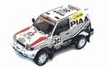 Mitsubishi Pajero PIAA #205 Paris DakarR 1998 1/43