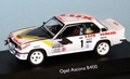 Opel Ascona B 400 #1 Limited edition 250 Pieces stuks 1/43