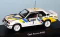Opel Ascona 400 Rac Rally 1980 Limited edition 500 Pieces  1/43