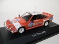 Opel Manta B 400 # 153 Bastos Limited edition 1000 Pieces 1/43