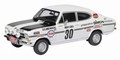 Opel Kadett B Coupe # 30 Esso Limited edition 1000 Pieces 1/43