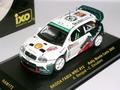 Skoda Fabia WRC # 12 Rally Monte Carlo 2005 Shell 1/43