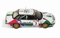 Subaru Legacy RS #3 Tour de Corse 1991 BP 1/43