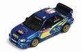 Subaru Impreza WRC # 1 Winner Wales Rally 2004 1/43