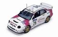 Subaru impreza WRC #25 Infeneon Tour de Corse 2001 1/43