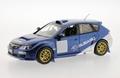 Subaru Impreza WRX STI 2009 Presentation car 1/43