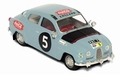 Saab 96 East African safari 1962 # 5 Moss / Riley 1/43