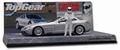 Mercedes Benz SLR Mc Laren Top gear power laps 1/43