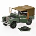 Land Rover 1948 Green 1/18
