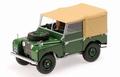 Land Rover Dark green  1/18