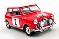 Morris Mini Cooper 127SS Rally Monte Carlo # 2 1/18