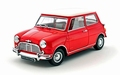 Morris Mini Cooper S Mk 1  1275s  Red Rood 1/18