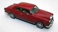 Rolls Royce  Corniche Red 1/43