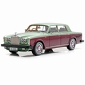 Rolls Royce Silver Shadow II Metallic green Bordeaux 1/43