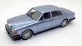 Rolls Royce Silver Spirit Metallic Light Blue 1/43