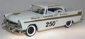 Plymouyh Fury 1956 Pikes Peak Hill Climb # 250 Chrysler Corp 1/43