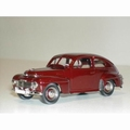 Volvo PV444  1953 Limited edition 1 of 400 Bordeaux red 1/43
