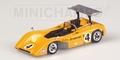 Mc Laren M8B CanAm 1969 B,McLaren # 4 Gulf 1/43