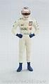 Figuur Ruben Barrichello F1 piloot 1998 formule 1 1/43