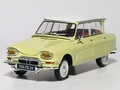 Citroen Ami 8 1964 Yellow Geel 1/43