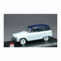 Citroen Aronde Ranch  1961 D blauw Licht blauw Break 1/43