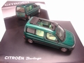 Citroen Berlingo Groen Green 1/43