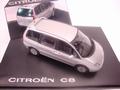 Citroen C8 Zilver Silver 1/43