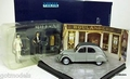 Citroen 2 CV 1948 Millenium + figures figuur 1/43