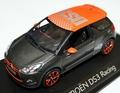 Citroen DS3 Racing Grey Orange 1/43