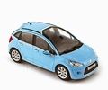 Citroen C3 Light Blue Licht Blauw 1/43