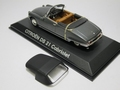 Citroen DS 21 Cabriolet 1966  Grey Grijs 1/43