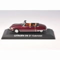 Citroen DS 21 Cabriolet Bordeaux + extra roof Dak 1/43
