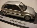 Citroen Saxo VTS Zilver silver 1/43