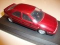 Citroen Xantia 1998 Bordeaux 1/43