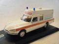 Citroen DS Ambulance  Visser  NL 1/43
