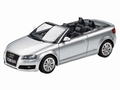 Audi A3 Cabriolet Eissilber  1/43