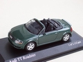 Audi TT Roadster groen  green 1/43