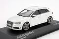 Audi S3 Sportback White wit 2013 Gletscherweis 1/43