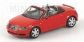 Audi TT Roadster 1999 Red Grey interieur  1/43