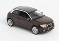 Audi A1 Teak brown metallic 1/43