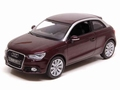 Audi A1 Shiraz red metallic 1/43