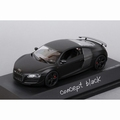Audi R8 Consept Black limited editiom 1 of 1000 1/43