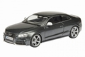 Audi RS 5 Dark Grey , donker grijs Limited edition 1 of 1000 1/43