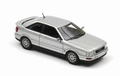 Audi Coupe silver zilver  1/43