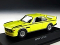 BMW 3?0 CSL Yellow Geel Limited edition 1 of 1000 1/43