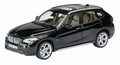 BMW X1   Zwart Black limited edition 1 of 1000  1/43